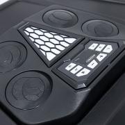 Climatizador de Ar para Caminhão Climatizar Evolve Moldura Volvo FH 12v Vertical