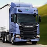 Climatizador de Ar Resfriar Série 6 Para Scania NTG Cabine S