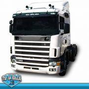 Cobertura Para-choque Compatível com o Caminhão Scania S4 Cabines R e T Centro