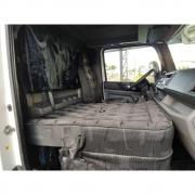 Cortina Divisória Cabine Caminhão Preta Universal 1.80