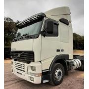 Defletor de Ar Completo para Caminhão Volvo Fh Cabine Baixa 1998 á 2014