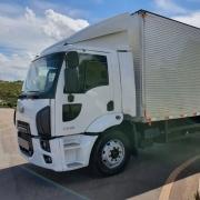 Defletor de Ar para Caminhão Ford Cargo após 2012 Cabine Simples