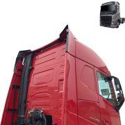 Defletor de ar para Volvo New FH 2015 Teto Baixo Plástico com apliques