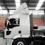 Defletor de Ar Parcial para Caminhão Ford Cargo após 2012 Teto Alto