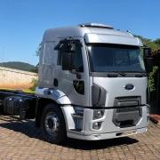 Defletor de coluna para Caminhão Cargo após 2012 Lado Esquerdo