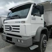 Emblema Escovado Frontal Para Caminhão Vw 26-260e