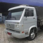 Emblema Escovado Frontal Para Caminhão Vw 8-150e