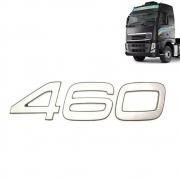Emblema Lateral para Caminhão Volvo FH 460 até 2015 21192950