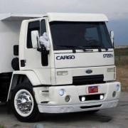 Emblema Resinado Frontal Para Caminhão Ford Cargo