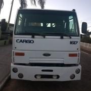 Emblema Resinado Frontal Para Caminhão Ford Cargo 1617