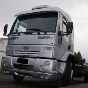 Emblema Resinado Frontal Para Caminhão Ford Cargo 2422e