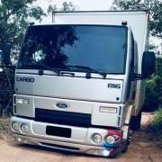 Emblema Resinado Frontal Para Caminhão Ford Cargo 816