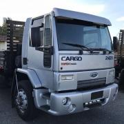 Emblema Resinado Frontal Para Caminhão Ford Cargo Maxtruck