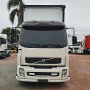 Emblema Transversal Grade Capo Para Volvo Vm Até 2014 Cromado