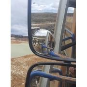 Espelho Auxiliar Ponto Cego Biônico Redondo Universal 9 cm