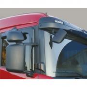Espelho Completo Compatível com o Caminhão Scania S4 / S5 Lado Direito com Desembaçador