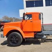 Estribo Cabine em Fibra para Caminhão Scania L75 L111 Jacaré Lado Esquerdo