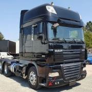 Estribo Inferior Cabine Para Caminhão Daf XF 2013 á 2019 Lado Direito
