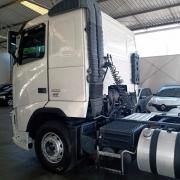 Estribo Plataforma Caixa Bateria para Caminhão Volvo FH / FM / NH Até 2014