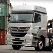Farol Principal Mercedes Benz Axor Todos Lado Esquerdo 9408200161