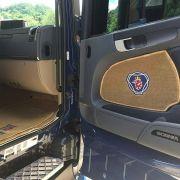 Forro de porta Compatível com o Caminhão Scania 124 S5