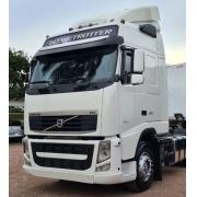 Friso Acabamento Tapa Sol Cabine para Caminhão Volvo Fh 2009 á 2014