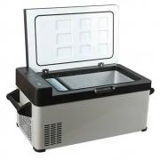 Geladeira Portátil para Caminhão / Motorhome 40 Litros Quadrivolt 12v 24v / 110v 220v  Black Piano Alpicool