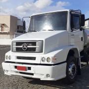 Grade Frontal para Caminhão Mercedes-Benz 1620 Com Cromados