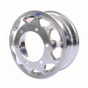 Kit 2 Rodas de Alumínio Caminhão Accelo 1016 1316