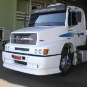 Kit Faixa Adesiva para Caminhão Mb 1634 Azul