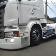 Kit Suspensão a Ar Para Caminhão Controle Conjunto 12V