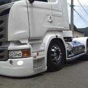 Kit Suspensão a Ar Para Caminhão Controle Remoto Conjunto 24V