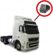 Lanterna de Teto Central LED para Caminhão Volvo FH / NH Globetrotter Até 2014