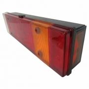 Lanterna Traseira para Caminhão Iveco Stralis Hi Way Hi Road Lado Direito