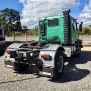 Lanterna Traseira para Caminhão Scania 112 113 142 143 Lado Esquerdo