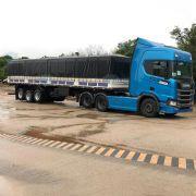 Lona Para Caminhão Carreta 3 Eixos 14x4 Metros Tipo Vinilona