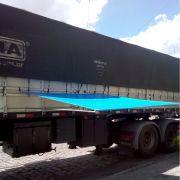 Lona Toldo Com Armação Para Caminhão Carreta 2x2 M