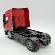Miniatura Caminhão Iveco Stralis Toco 4X2 Escala 1-32