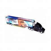 Miniatura Caminhão Kenworth T700 Carreta