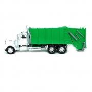Miniatura Caminhão Kenworth W900 Caçamba Lixo 1/32