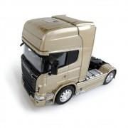 Miniatura Caminhão Scania V8 Toco Escala 1:64
