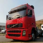 Moldura Bojo Farol para Caminhão Volvo Fh 2004 á 2009 Lado Esquerdo