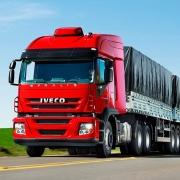 Moldura Defletor Coluna para Caminhão Iveco Stralis 2008 á 2014 Lado Esquerdo