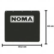 Par Apara Barro Traseiro para Carreta Noma (57,5x62)
