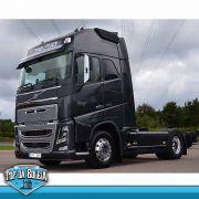 Par de Aplique da Maçaneta de Porta Volvo FH 2015 2016