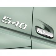 Par de Aplique da Maçaneta Porta para Caminhão Volvo FH após 2015