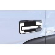 Par de Apliques em Inox Maçaneta da Porta para Mercedes Benz Atego / Axor / Actros