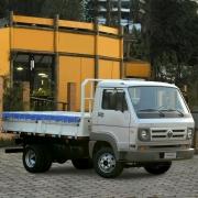 Par Emblemas Resinado Lateral Para Caminhão Vw 8-150 Delivery