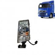 Par Farol Principal Volvo FH12 Chinês FM12 2004 até 2009 LE LD 20360898 20360899