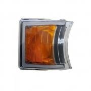 Par Lanterna Dianteira Pisca Led para Caminhão Scania S5 / S6 1747981